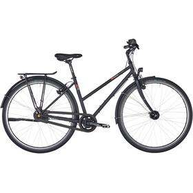 vsf fahrradmanufaktur T-100 Trapezoid Nexus 8-speed FL, ebony matt